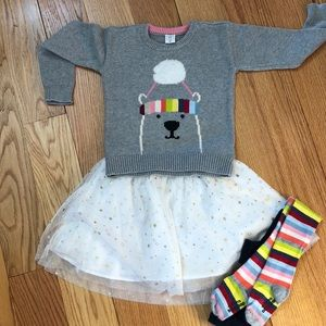 Gap Tulle Skirt size 4T